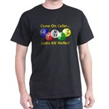 Come on Caller! Bingo! Black T-Shirt