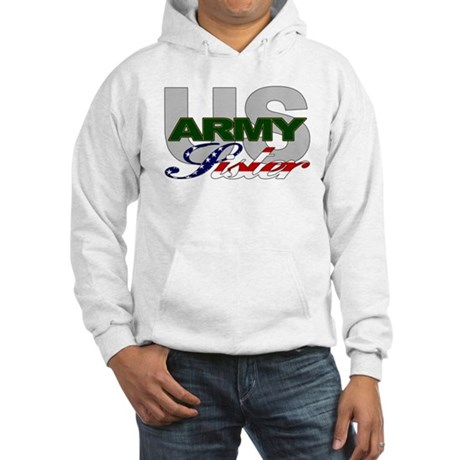 United States Army Sister Hooded Sweatshirt