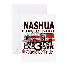 Unique Nashua Greeting Cards (Pk of 10)