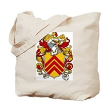 Clare Coat of Arms Tote Bag
