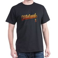 Chilehead Black T-Shirt