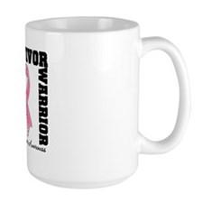 Survivor Breast Cancer Mug