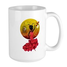 Passion and Flamenco (2) Mug