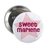 "Sweet Marlene 2.25"" Button (100 pack)"