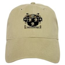 Kennedy Coat of Arms Baseball Cap