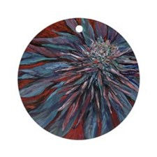 Purple Haze Ornament (Round)