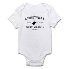 Looneyville, West Virginia (W Infant Bodysuit