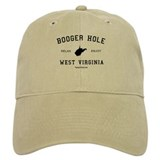 Booger Hole, West Virginia (W Cap