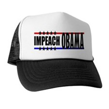 Impeach Trucker Hat