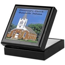 Crossroad's Lutheran Church Keepsake Box