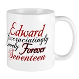 Edward Forever Seventeen Mug