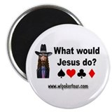 WWJD? Poker Card Protector (10 pack)