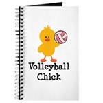 Volleyball Chick Journal