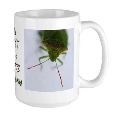 Stink Eye Large Mug