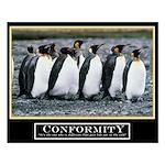 16x20 Original Conformity Motivational Poster