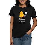 Soccer Chick Women's Dark T-Shirt