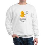 Soccer Chick Sweatshirt