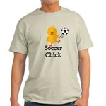 Soccer Chick Light T-Shirt