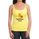 Basketball Chick Jr. Spaghetti Tank