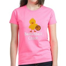 Basketball Chick Tee
