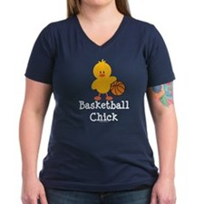 Basketball Chick Shirt