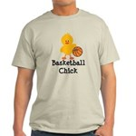 Basketball Chick Light T-Shirt