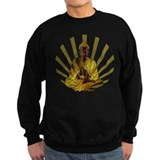 Riyah-Li Designs Vintage Buddha Jumper Sweater