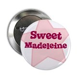 Sweet Madeleine Button