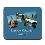 Cute Ontario   canada Mousepad
