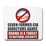 Seven CIA Directors Mousepad