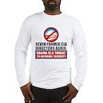 Seven CIA Directors Long Sleeve T-Shirt
