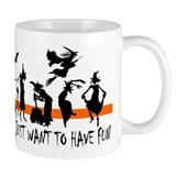 WITCHES  Tasse