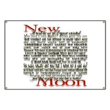 MOVIE Quotes New Moon Twiligh Banner
