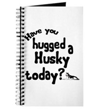 Hug a Husky Journal