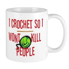 crochetkills090709 Mugs