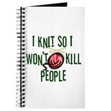 Funny Knitting Journal