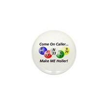 Come on Caller! Bingo! Mini Button (10 pack)