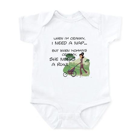 Cranky Infant Bodysuit