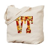 VT Autumn Tote Bag