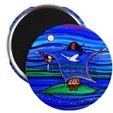 Funny Kichesipirini 2.25&quot; Magnet (10 pack)