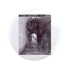 "Ban The Circus 3.5"" Button"