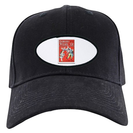 Dorothy & the Wizard of Oz Black Cap