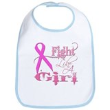 Fight Like A Girl Breast Canc Bib