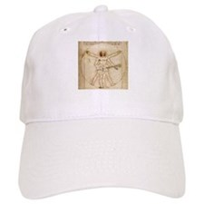 The Vitruvian Rock God Range Baseball Cap