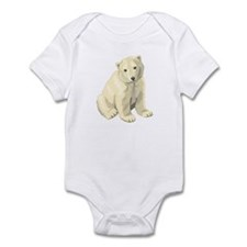 Polar Bear Gift Infant Bodysuit