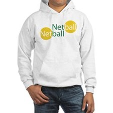 Netball Circles Hoodie Sweatshirt