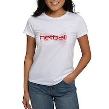 Netball Jiggle Tee