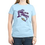 Italian Wedding Women's Light T-Shirt