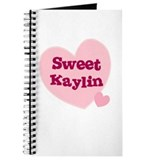 Sweet Kaylin Journal