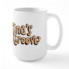 Waitress Tina Large Mug